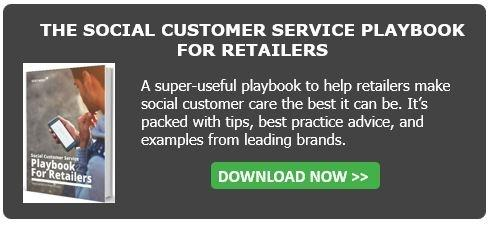 Social Customer Service Playbook For Retailers