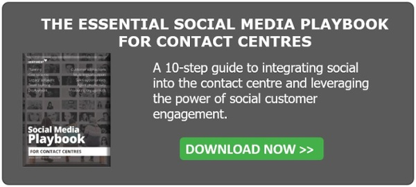 Social Media Playbook for Contact Centres