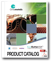 copper product catalog