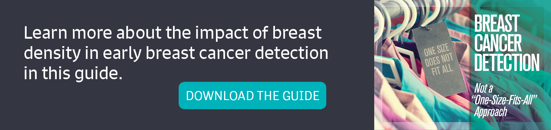 how to detect breast cancer in dense breasts