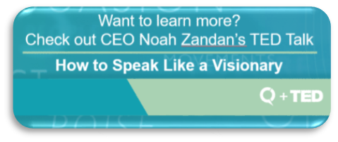 Check out CEO Noah Zandan's TED Talk