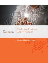 PatternEx Virtual Analyst Platform