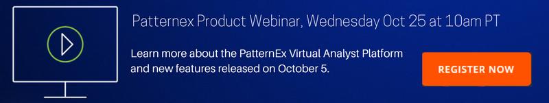 Register for the Product Webinar, October 25 at 10am PT
