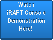 Watch iRAPT Console Demonstration Here!