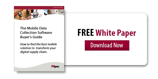 The Mobile Data Collection Software Buyer's Guide White Paper