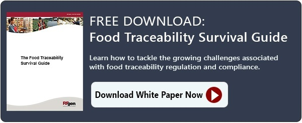 Food Traceability Survival Guide