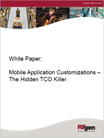 Mobile Application Customization - The Hidden TCO Killer