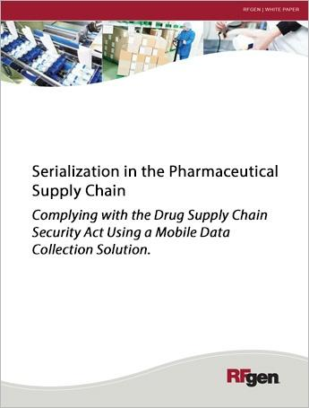Serialization in the Pharmaceutical Supply Chain