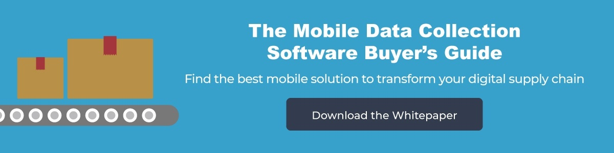 Equip yourself to find the best mobile solution to transform your digital supply chain.