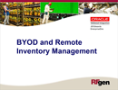 BYOD and Remote Inventory Management for JD Edwards Video