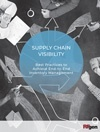 RFgen White Paper: Supply Chain Visibility - Best Practices to Achieve End to End Inventory Management