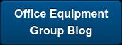 Office Equipment  Group Blog