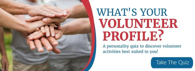 What's Your Volunteer Profile?