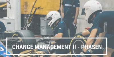 Change Management Phasen