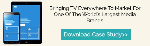 TV Everywhere Case Study