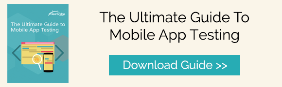 The Ultimate Guide To App Testing