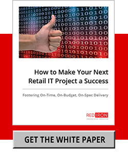 Download our White Paper about fostering Retail IT project success