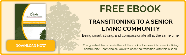 Free eBook - Transitioning to a Senior Living Community Download