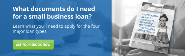 roadmap to small business loan documents