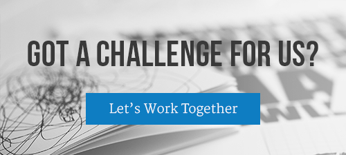 Got a challenge for us?