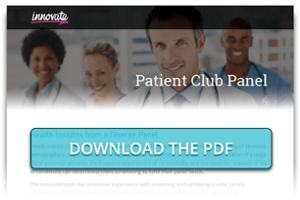 Learn About Our Patient Club Panel