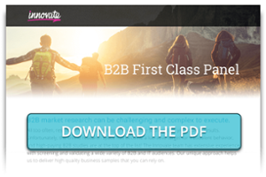 Learn About Our B2B First Class Panel