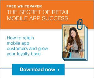 Retail Mobile App Success White Paper
