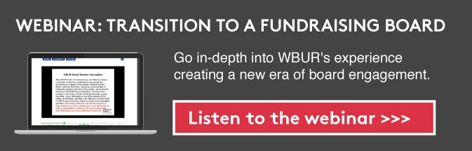 Listen to a webinar on how to transition to a fundraising board >>>