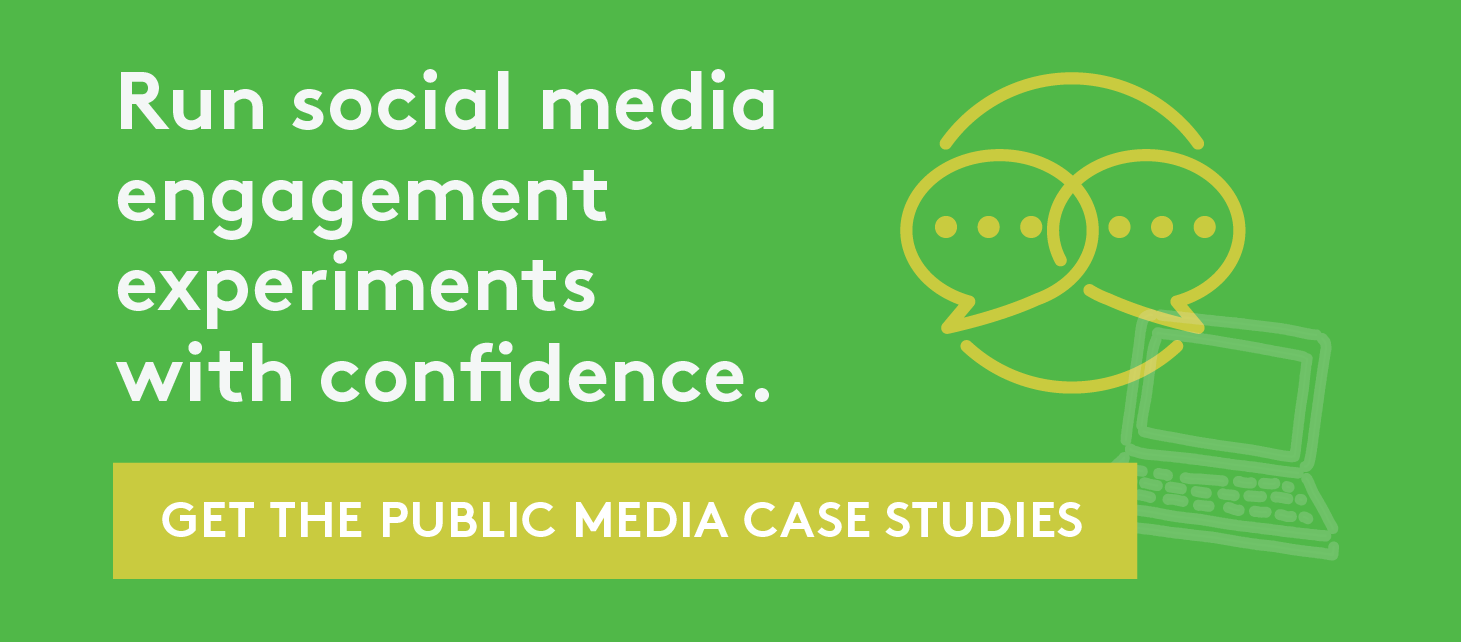 Run Social Media Engagement Experiments