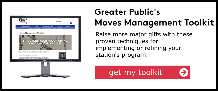Greater Public's Moves Management Toolkit