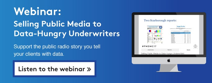 Listen to a webinar on selling to data hungry underwriters >