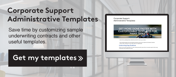 Corporate Support Administrative Templates