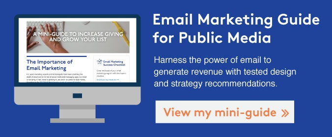 View the email marketing mini-guide >>>