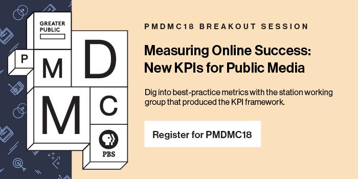 Register for PMDMC18 >