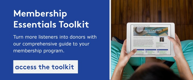 Access the membership essentials toolkit >>>