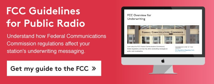 Get my guide to the FCC >>