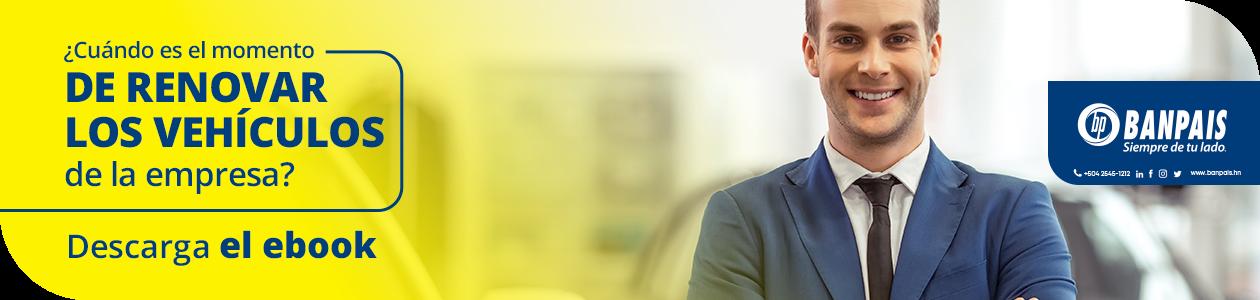Descarga el ebook ¿Cuándo es momento de renovar los vehículos de la empresa?