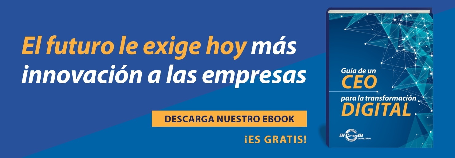 Descarga eBook - Guia de un CEO para la transformación digital