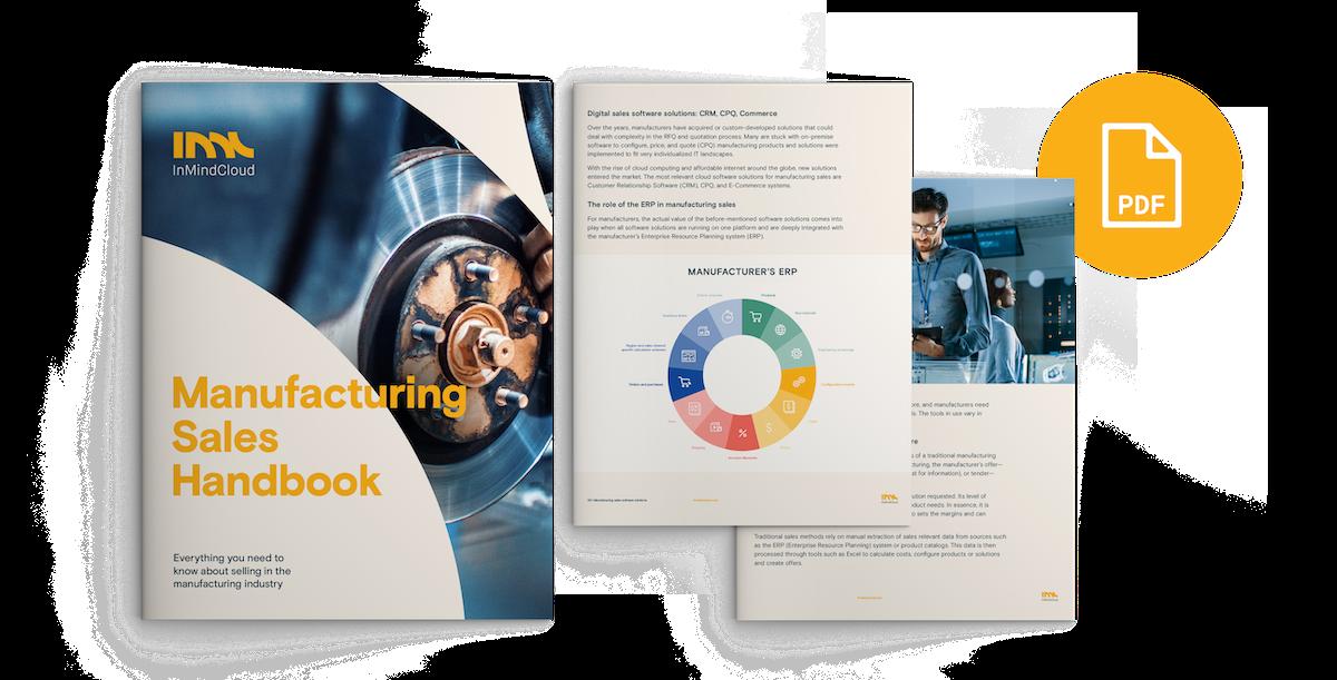 Manufacturing Sales Handbook