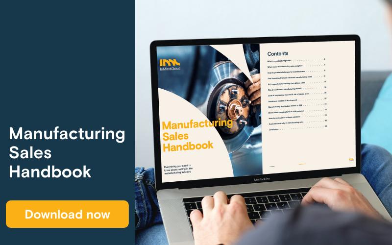 Manufacturing sales handbook 2021