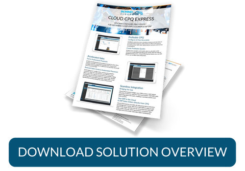 Download Cloud CPQ Express Solution Overview
