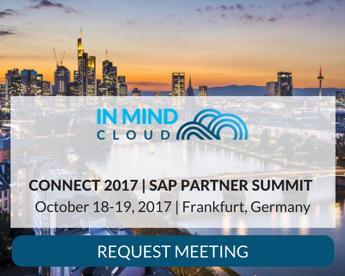 Request Meeting In Mind Cloud SAP Connect 2017