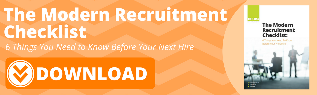 Download The Modern Recruitment Checklist