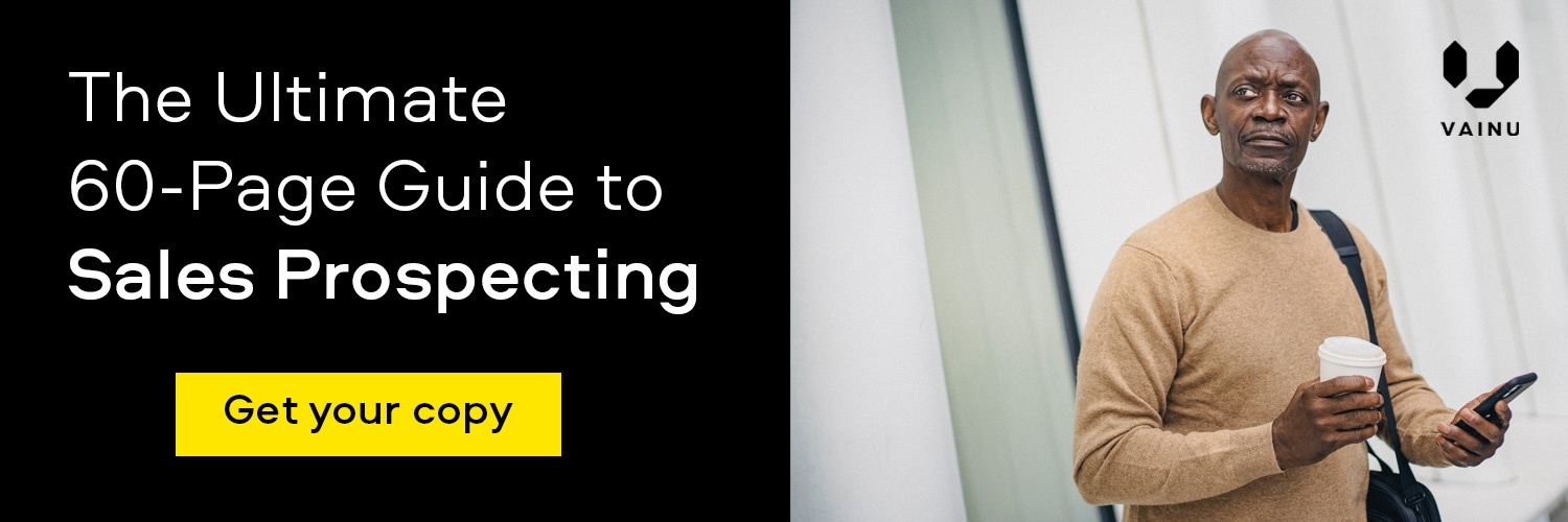 The Ultimate Guide to Sales Prospecting