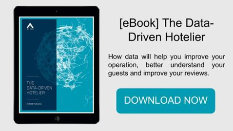[eBook] The Data-Driven Hotelier