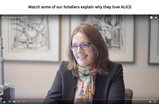 Why these five hoteliers chose ALICE