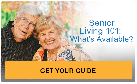 Senior Living 101: What's Available?