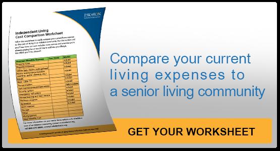 cost comparison worksheet