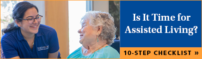 Is it time for assisted living? | Eskaton