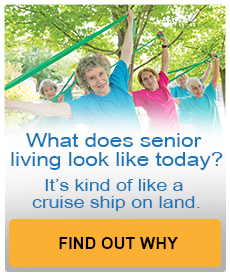What does senior living look like today?